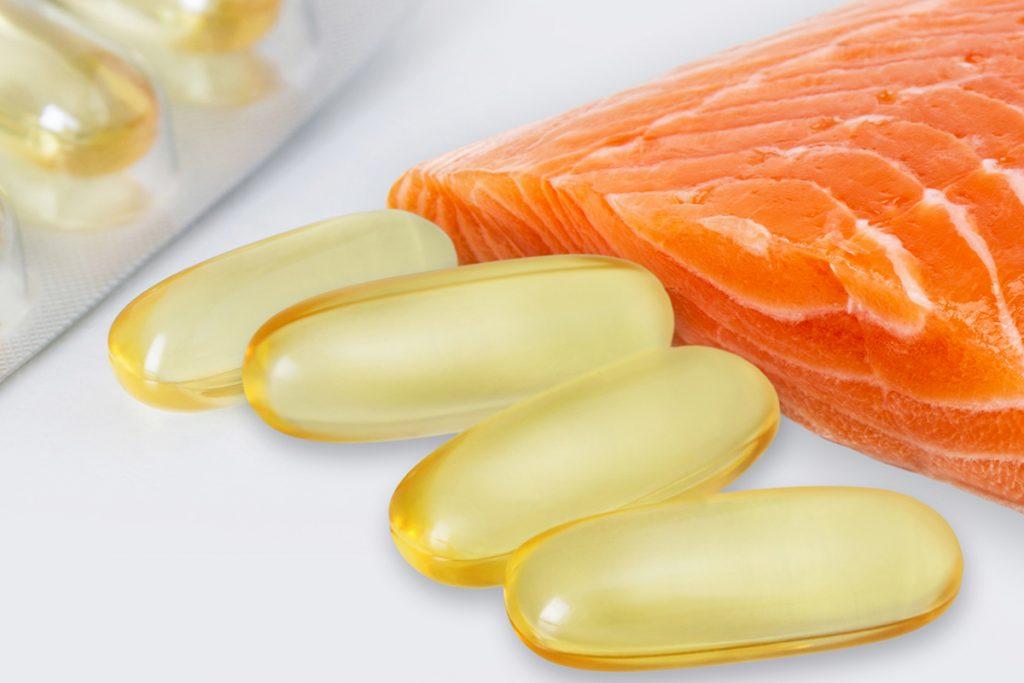 Quellen für Omega-3-Fettsäuren
