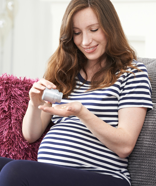 Folat in der Schwangerschaft supplementieren