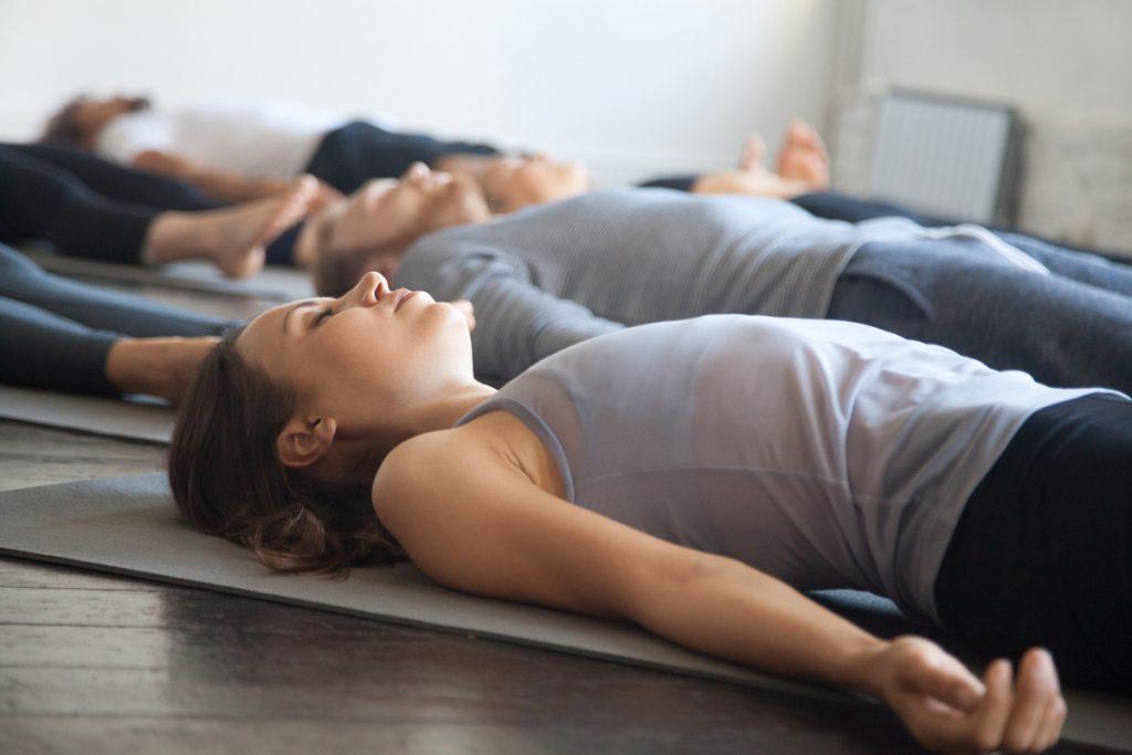 Ausgleich und Entspannung bei Stress