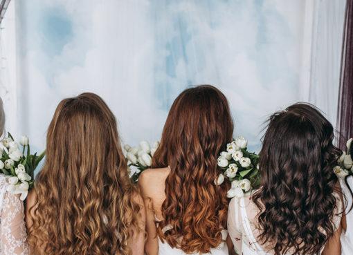 Gesunde und schöne Haare