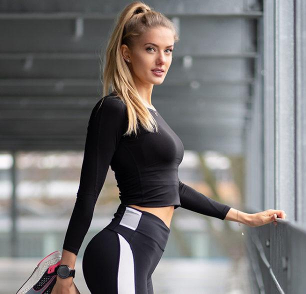 Leichtathletin Alica Schmidt