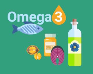 Omega-3-Fettsäuren (EPA und DHA)